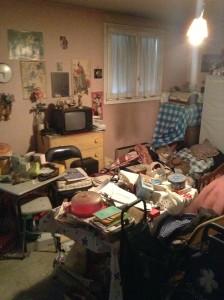 Débarras d'appartement après Diogène à Plaisir