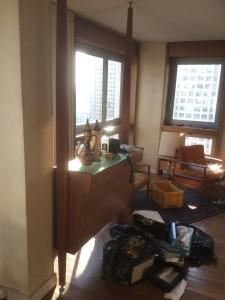 Débarras d'appartement à Rambouillet