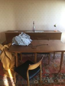 Débarras d'un appartement à Meudon