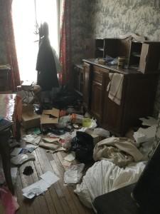 Débarras d'un appartement à Sèvres