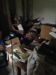 Débarras d'un appartement à Nantes