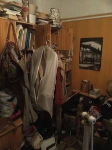 Débarras d'une maison à Baillet en France