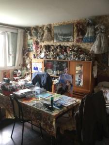 Débarras d'un appartement à Paris 14